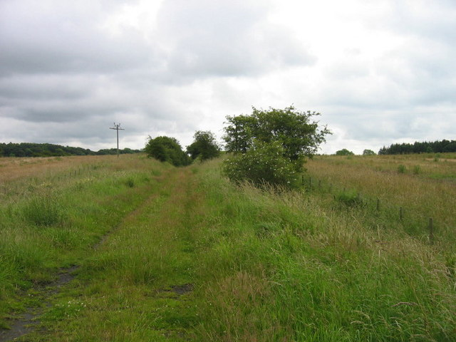 Disused Wanney Railway Line