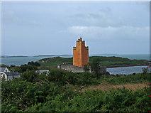 W0132 : Castles of Munster: Kilcoe, Cork by Mike Searle