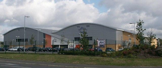 David Lloyd Tennis Centre