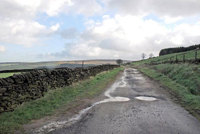 Rake Head Road