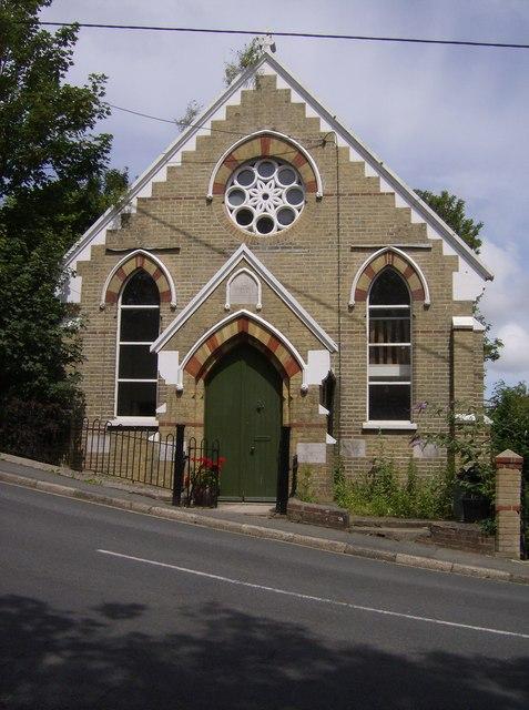 Chapel in Carisbrooke