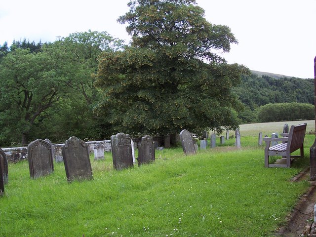 St Mary's Church, Farndale - Churchyard