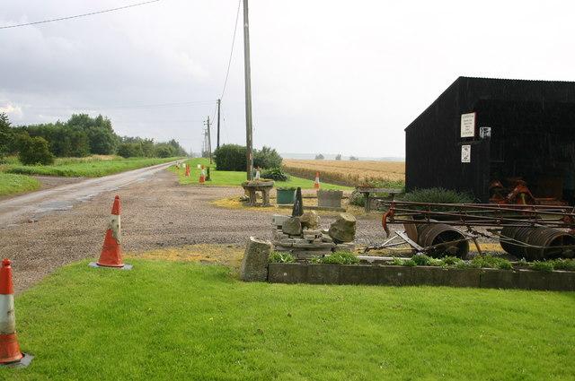 Dawson's Farm Puddock Road