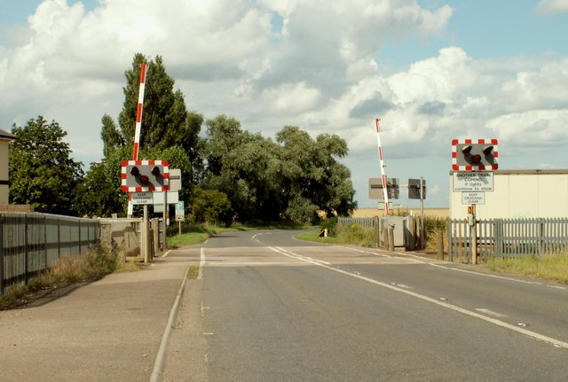 Level Crossing on Lynn Road