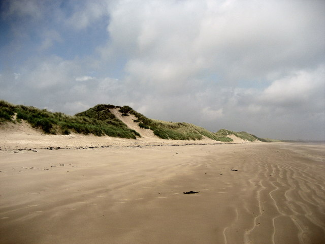Newton Links and Beadnell Bay