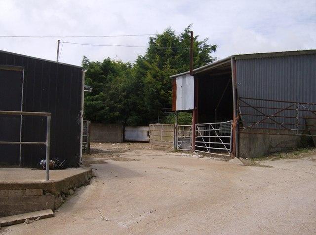 Part of Whitelane Farm