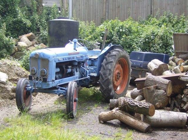 Venerable tractor