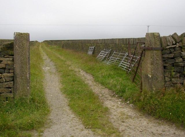 Occupation road, Meltham