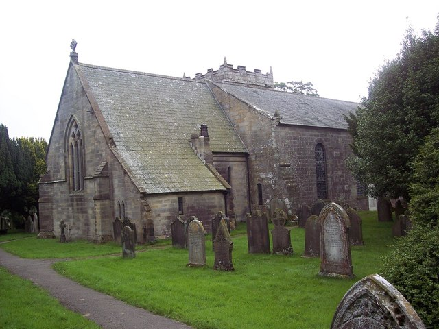 The Church of St Hilda, Danby