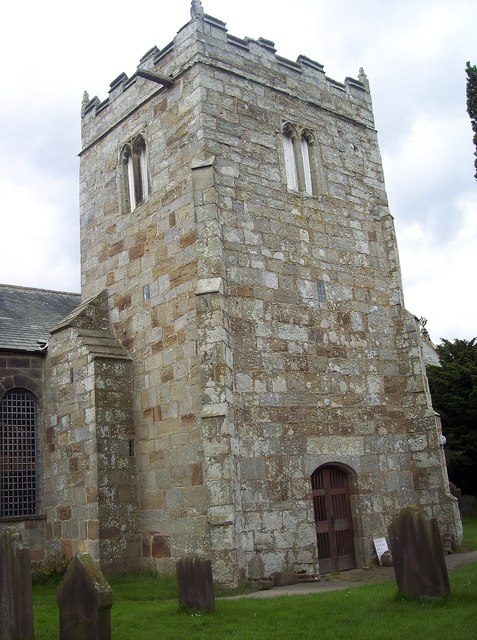 The Church of St Hilda, Danby - Tower