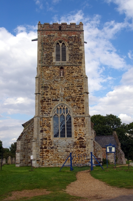 St Botolph's Church, Tottenhill