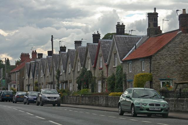 A street in Helmsley