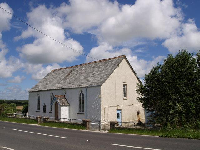 Bennacott Methodist Church