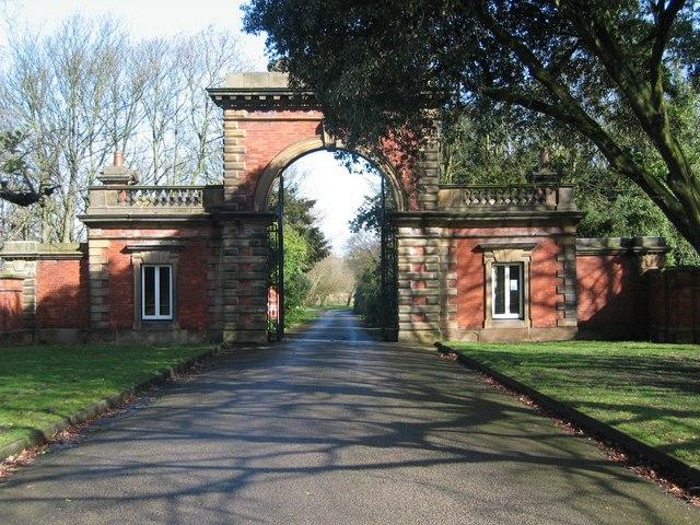 Lytham Hall Gatehouse