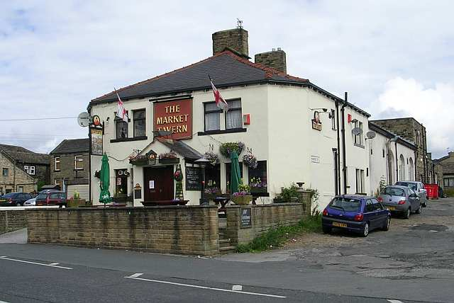 The Market Tavern - Odsal Road