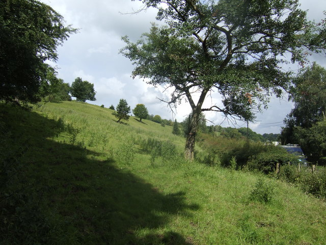 Hillside above Threepwood
