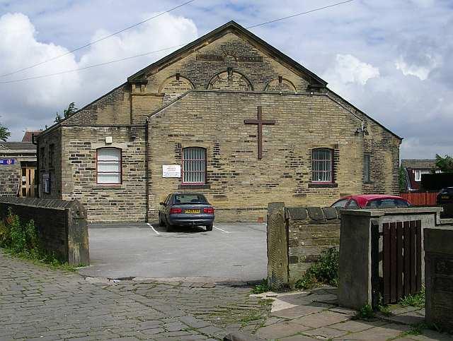 Wesleyan Schools - School Lane