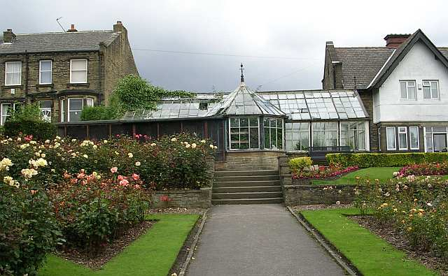 Old Greenhouse - Wibsey Park - Beacon Road