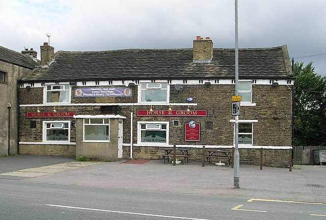 Horse and Groom - Beacon Road