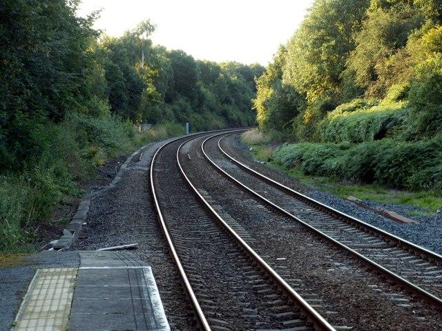 Darton to Wakefield Line