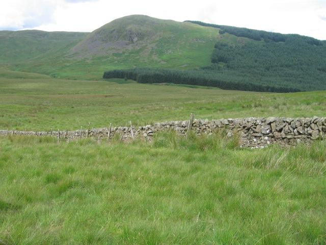 Peat Hill towards Craighoar