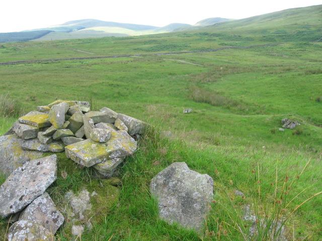Cairn at John Ewart's Knowe