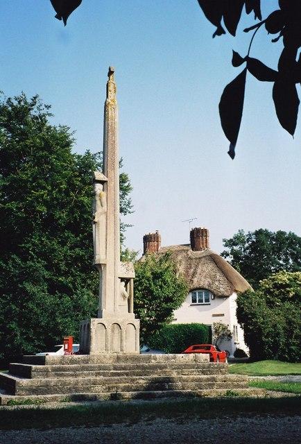 Briantspuddle war memorial