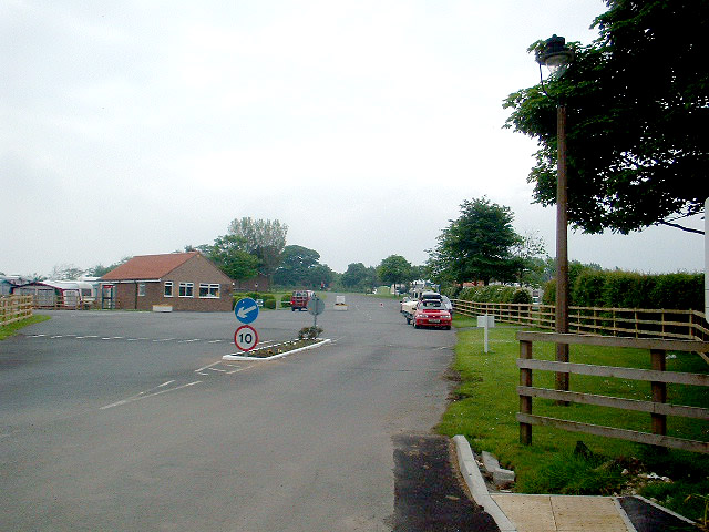 Camping & Caravanning Club site, Scarborough