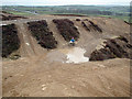 SE0535 : Flappit Quarry by Chris Charlesworth