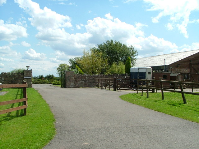 Riding Stables (near Pill House)