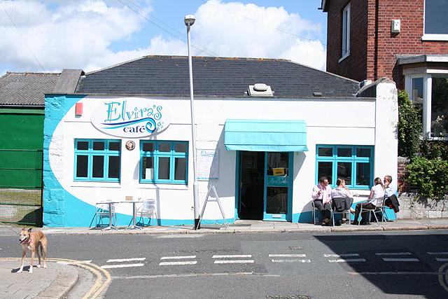 Plymouth: Elvira's Cafe