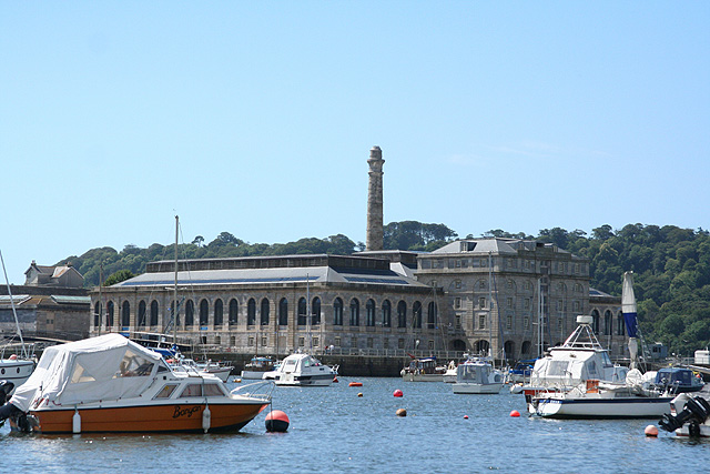 Plymouth: Royal William Victualling Yard, Stonehouse
