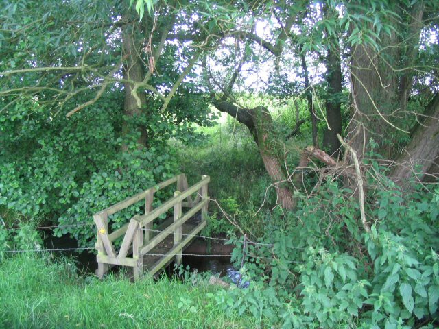 Bridge over Red Lion Brook