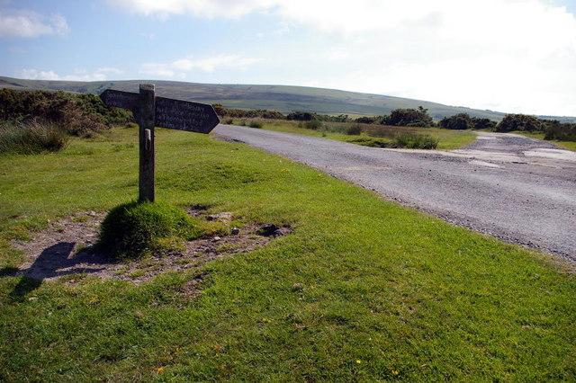 Road to Thornworthy