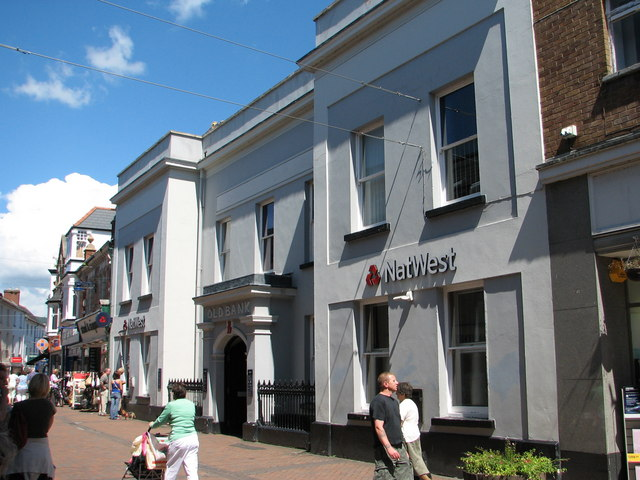 Abergavenny - the Old Bank