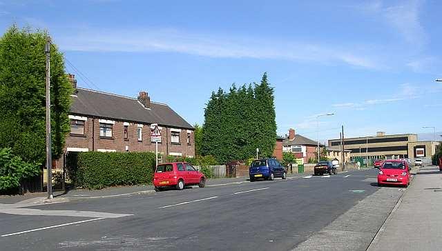 Thornbury Road