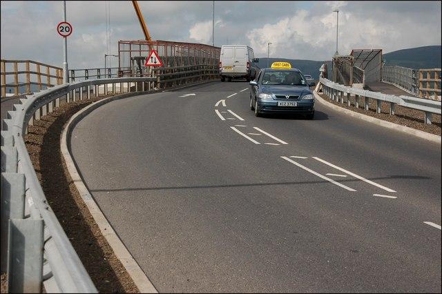 The Westlink, Belfast (1)