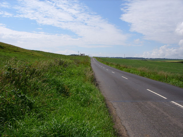 Isle of Whithorn Road