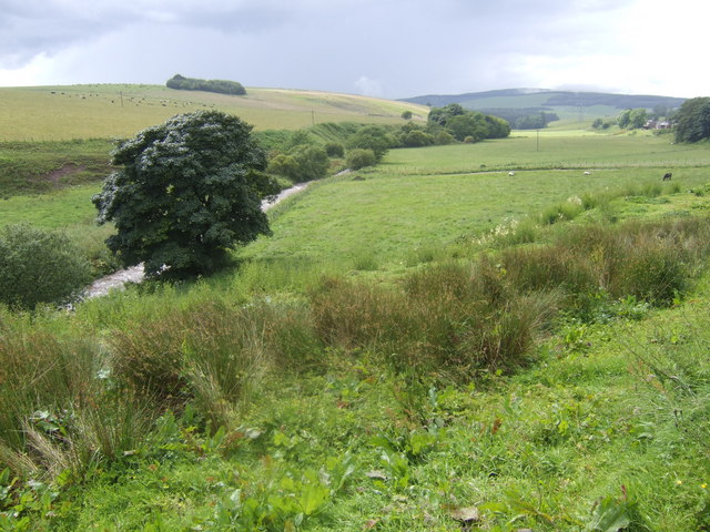 Valley of Bervie Water