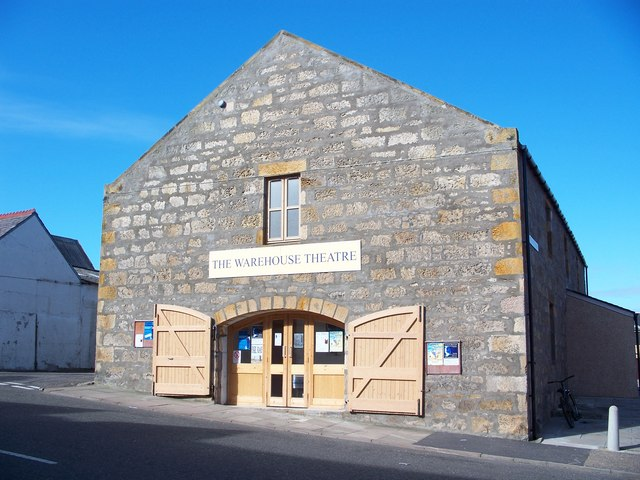 The Warehouse Theatre