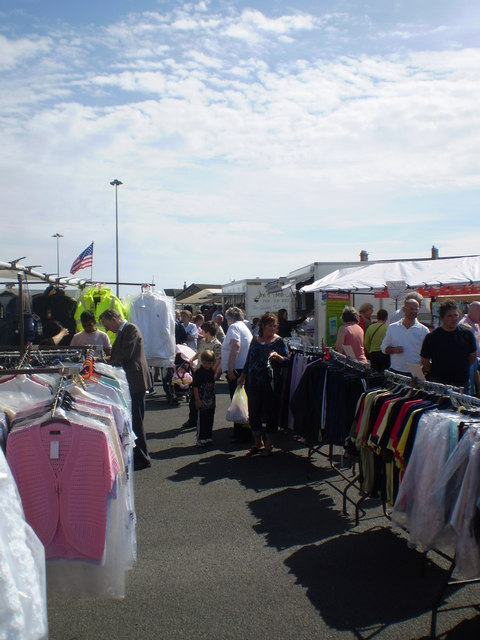 Amble Market