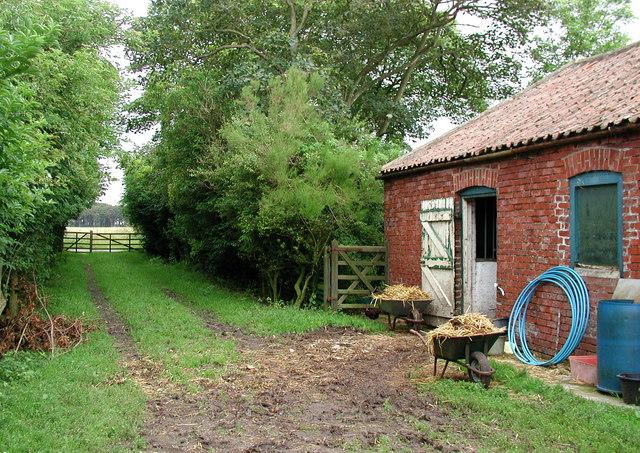 Poplar Farm, Garton
