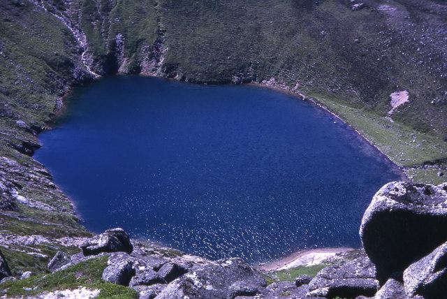 Lochan nan Gabhar, Ben Avon