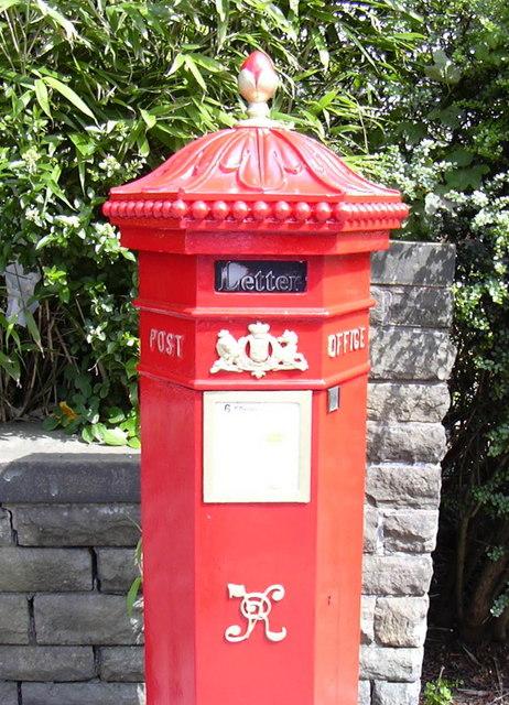 Bridge Street  Pillar Box