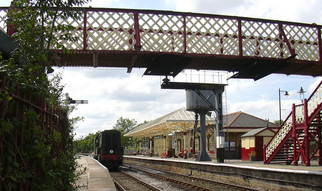 """New"" Canopy at the Station"