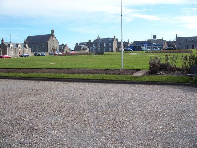 The Square Lossiemouth