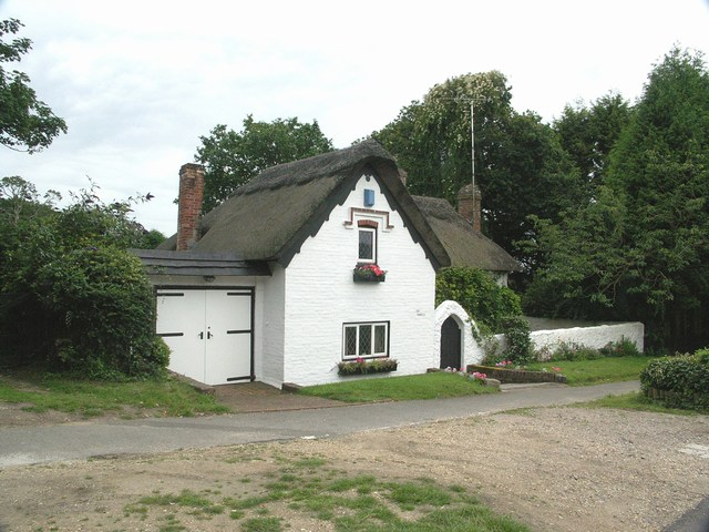 """The Thatch"""