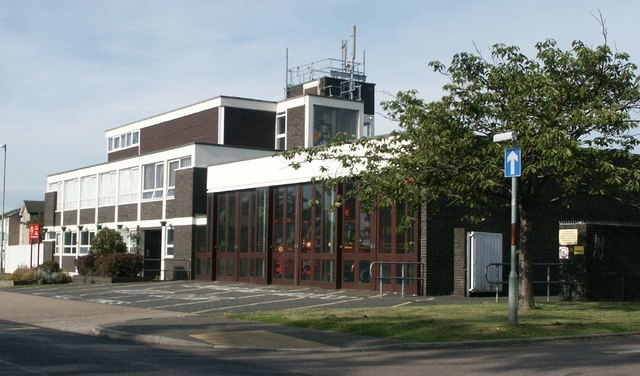Leigh-on-Sea Community Fire Station