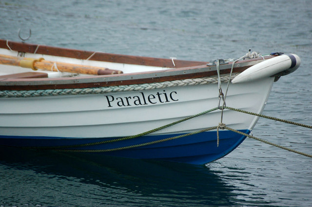 "The ""Paraletic of Penzance"""