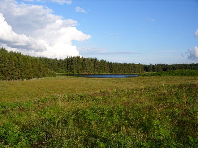 Garwachie Loch